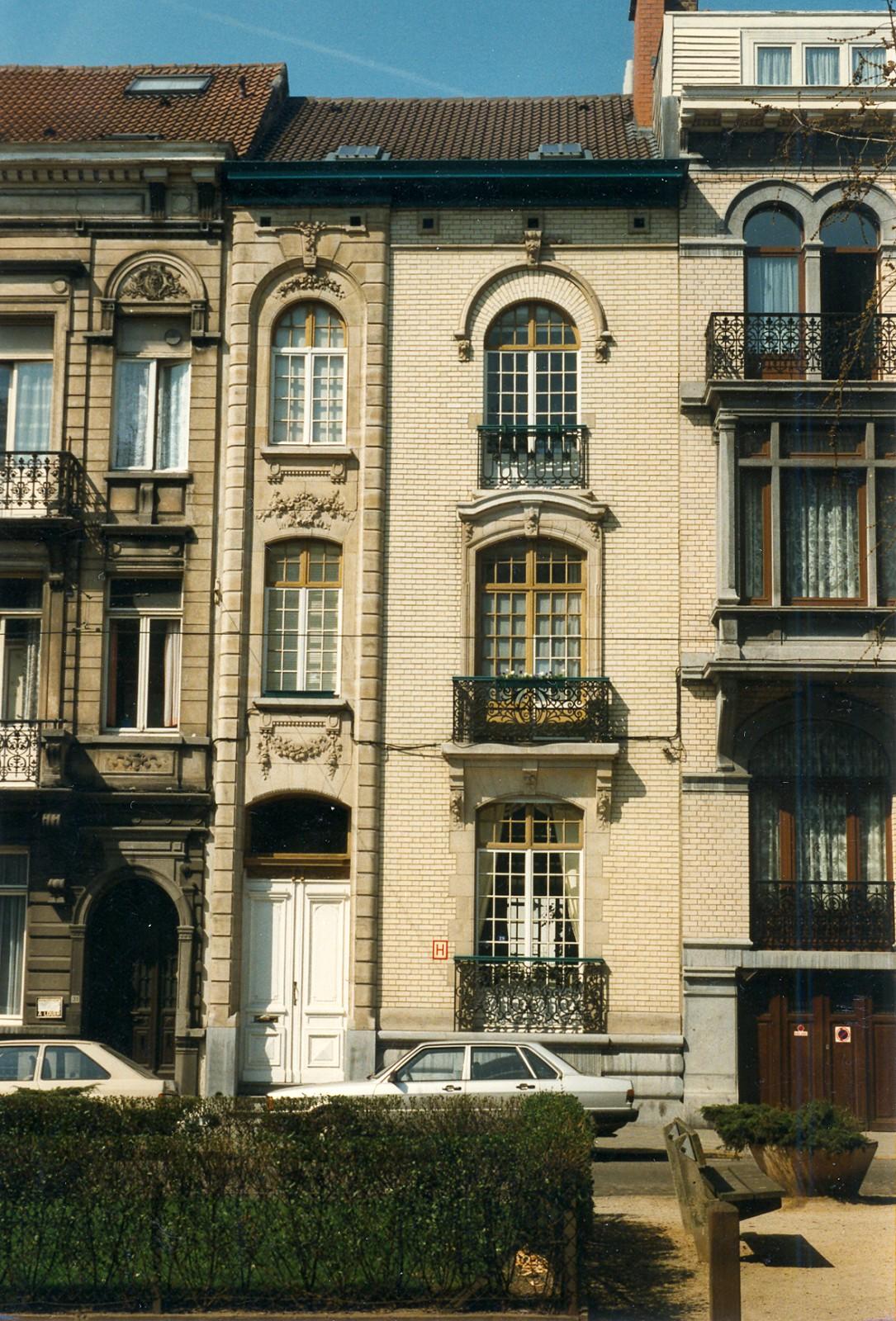 Avenue du Parc 29., 1996