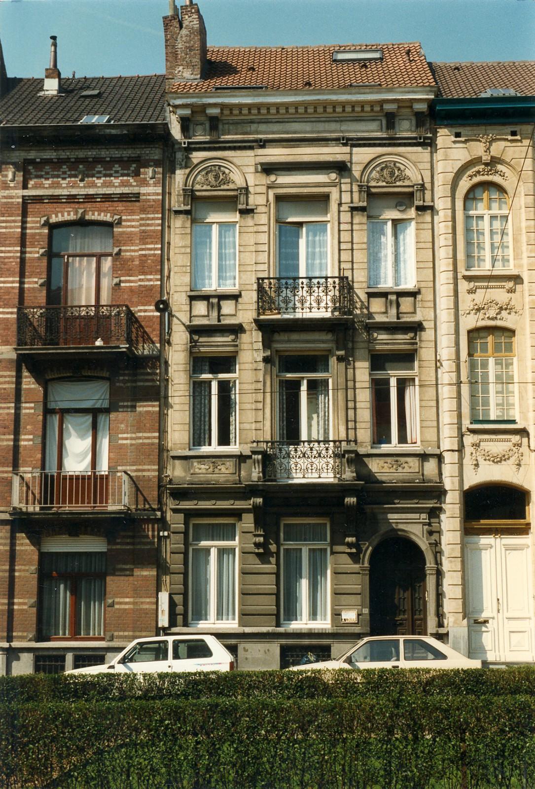 Avenue du Parc 31., 1996