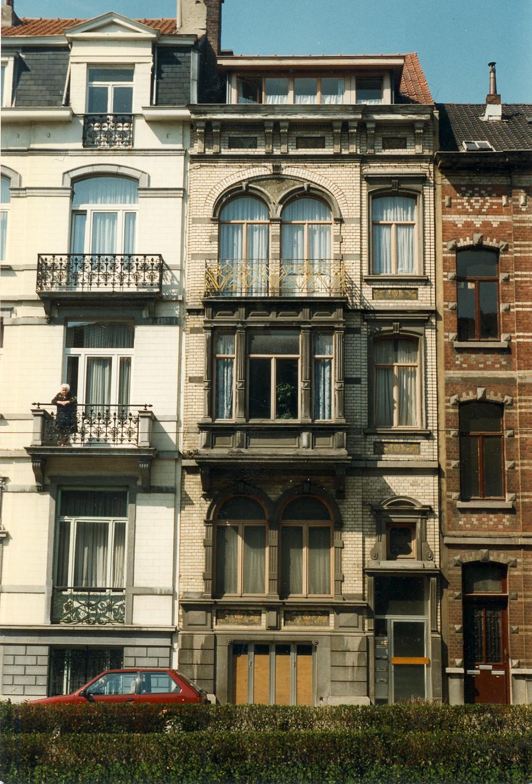 Avenue du Parc 35., 1996