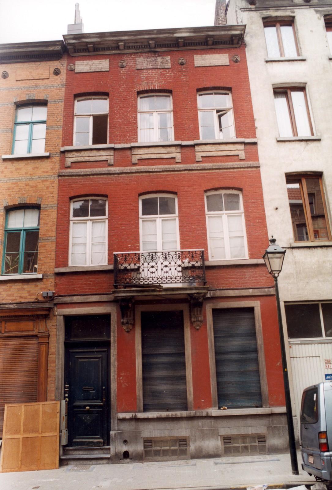Rue de Parme 13., 1999