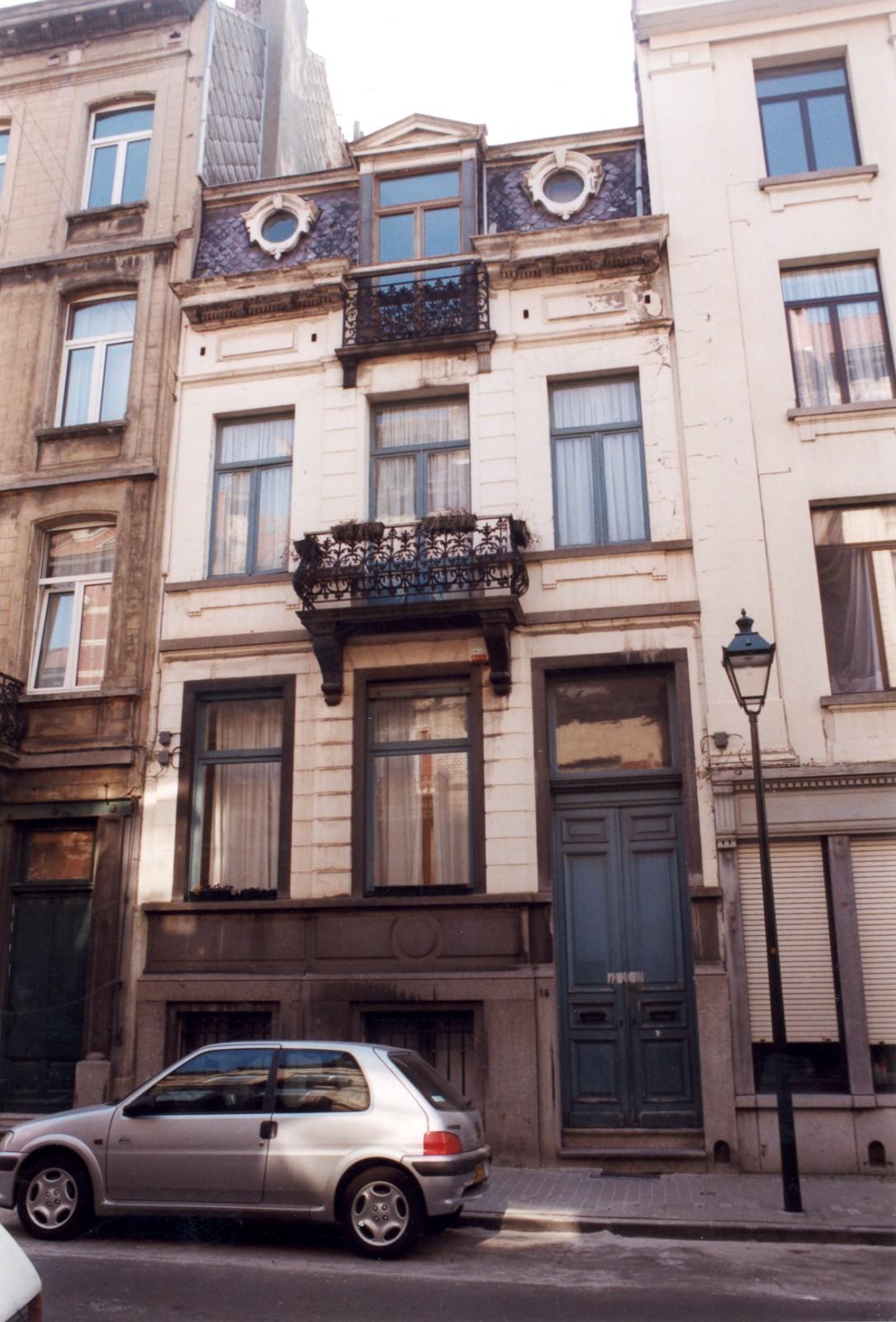 Rue de Parme 16., 1999