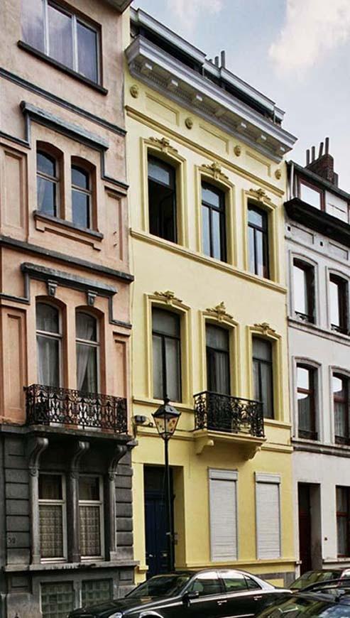 Rue de Parme 34., 2004
