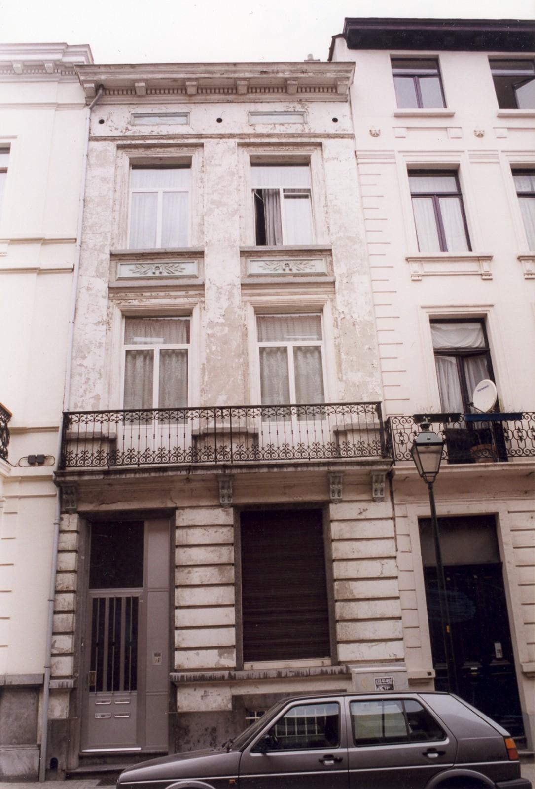 Rue de Parme 43., 1999