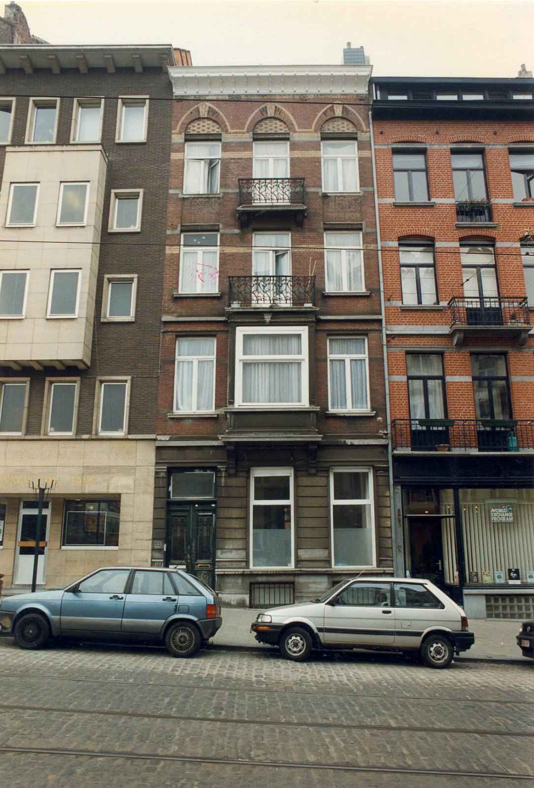 Avenue Paul Dejaer 23., 1996