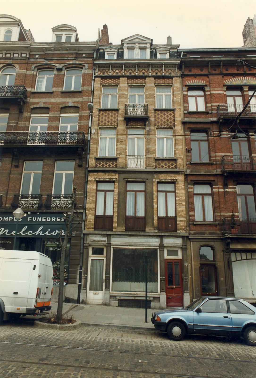 Avenue Paul Dejaer 31., 1996