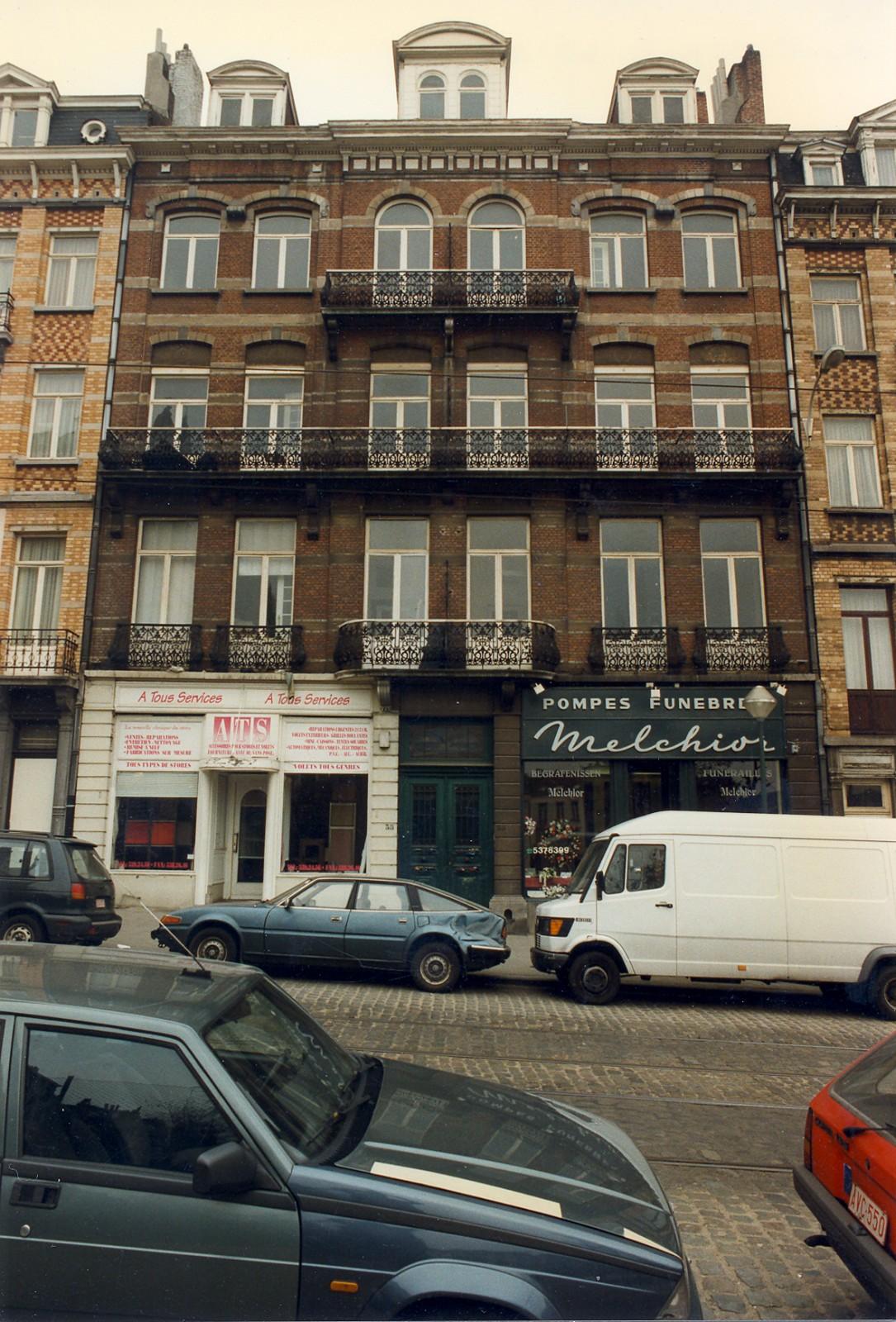 Avenue Paul Dejaer 33-35-35B., 1996