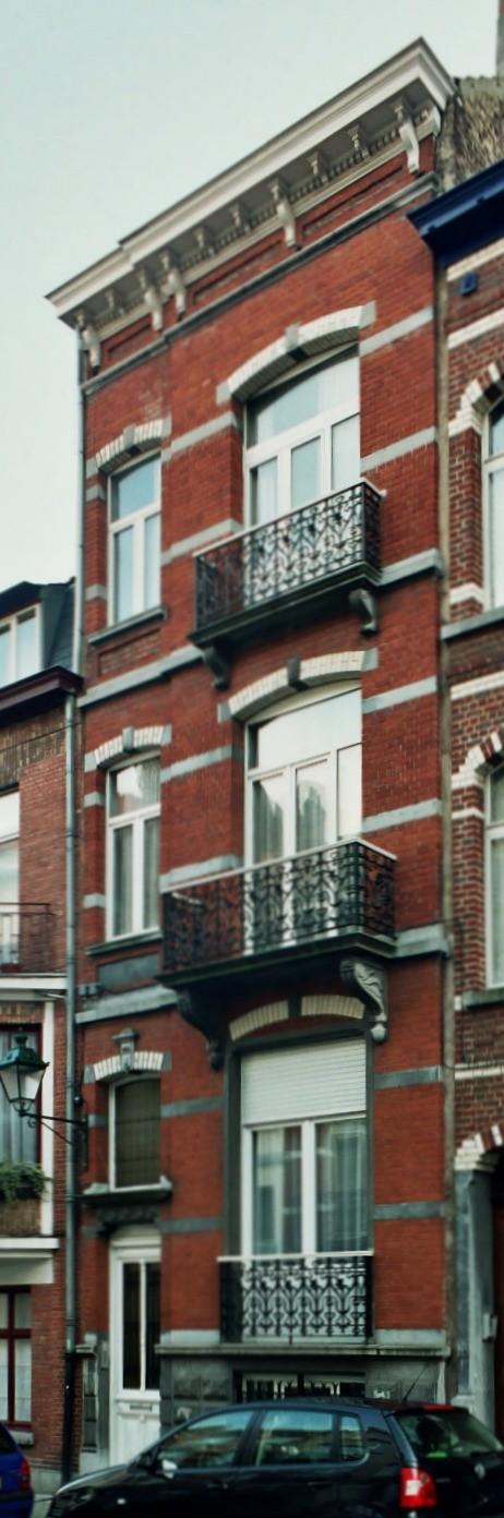 Rue de Pologne 15., 2004