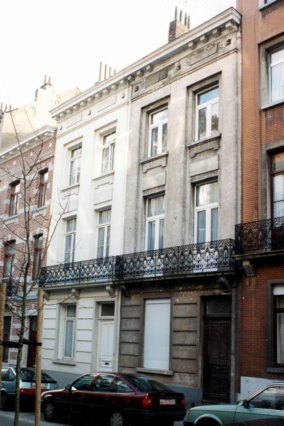 Rue de Prague 52, 54., 1994