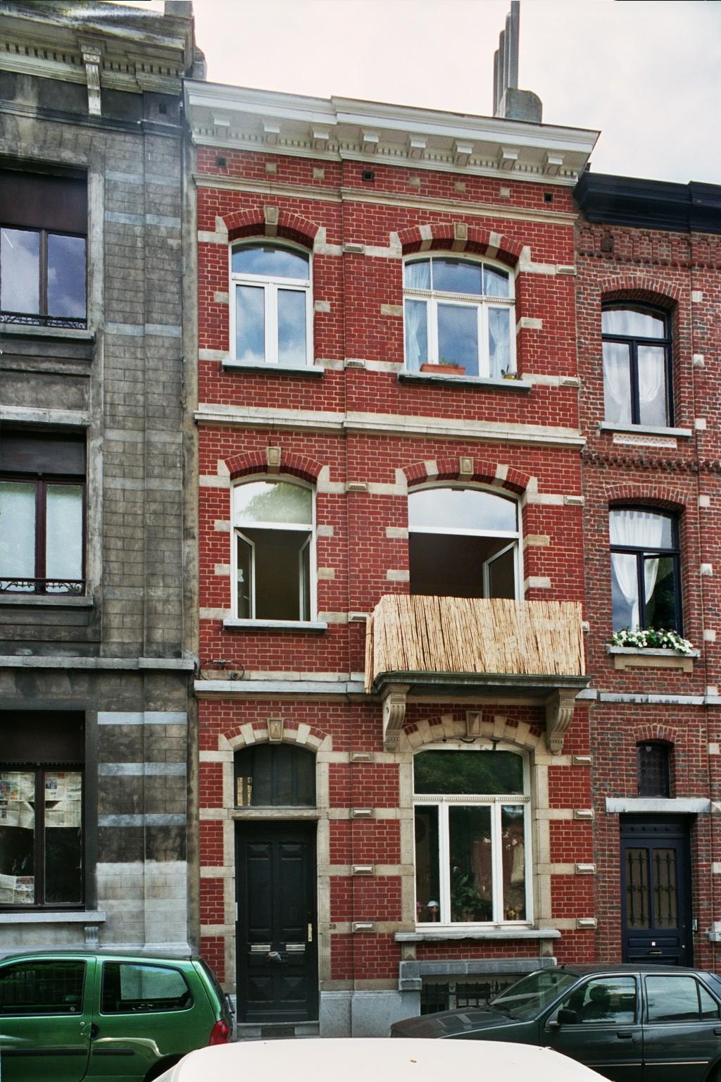 Rue de la Rhétorique 39., 2004