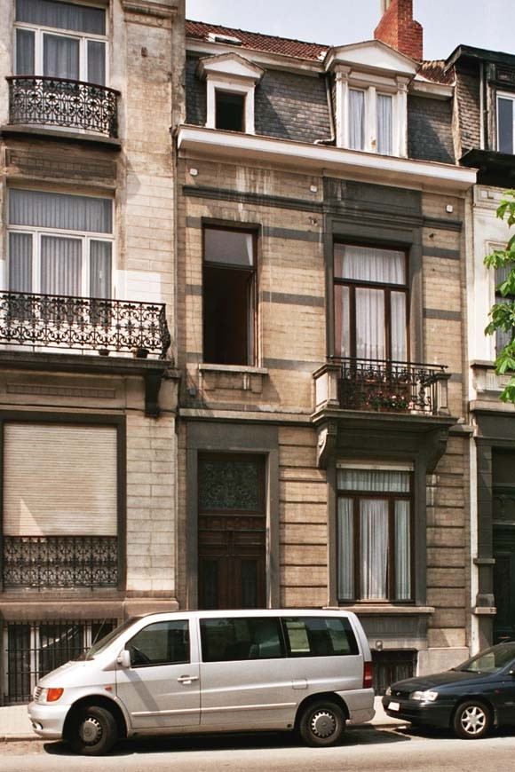 Avenue du Roi 31., 2004