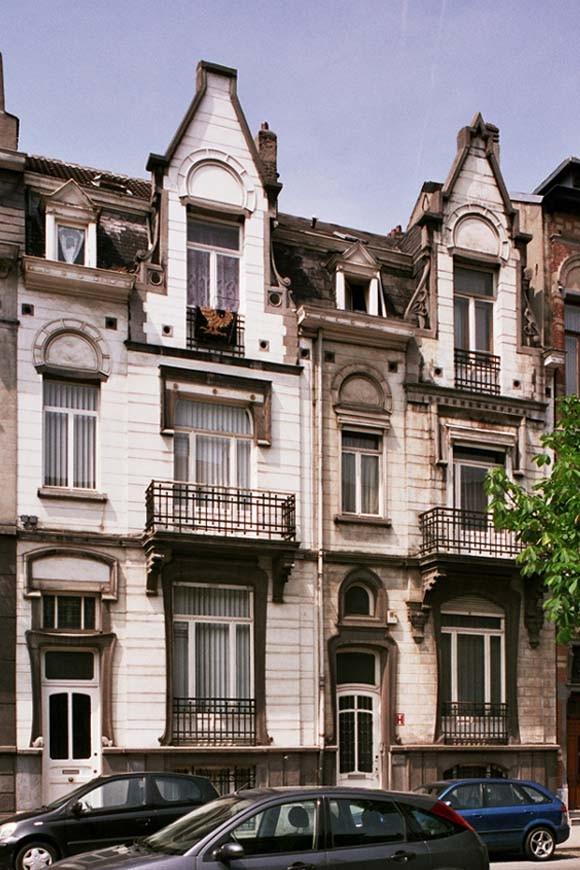 Avenue du Roi 41 et 39., 2004