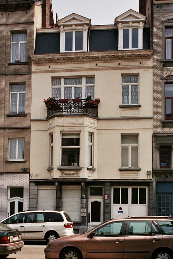 Avenue du Roi 50., 2004