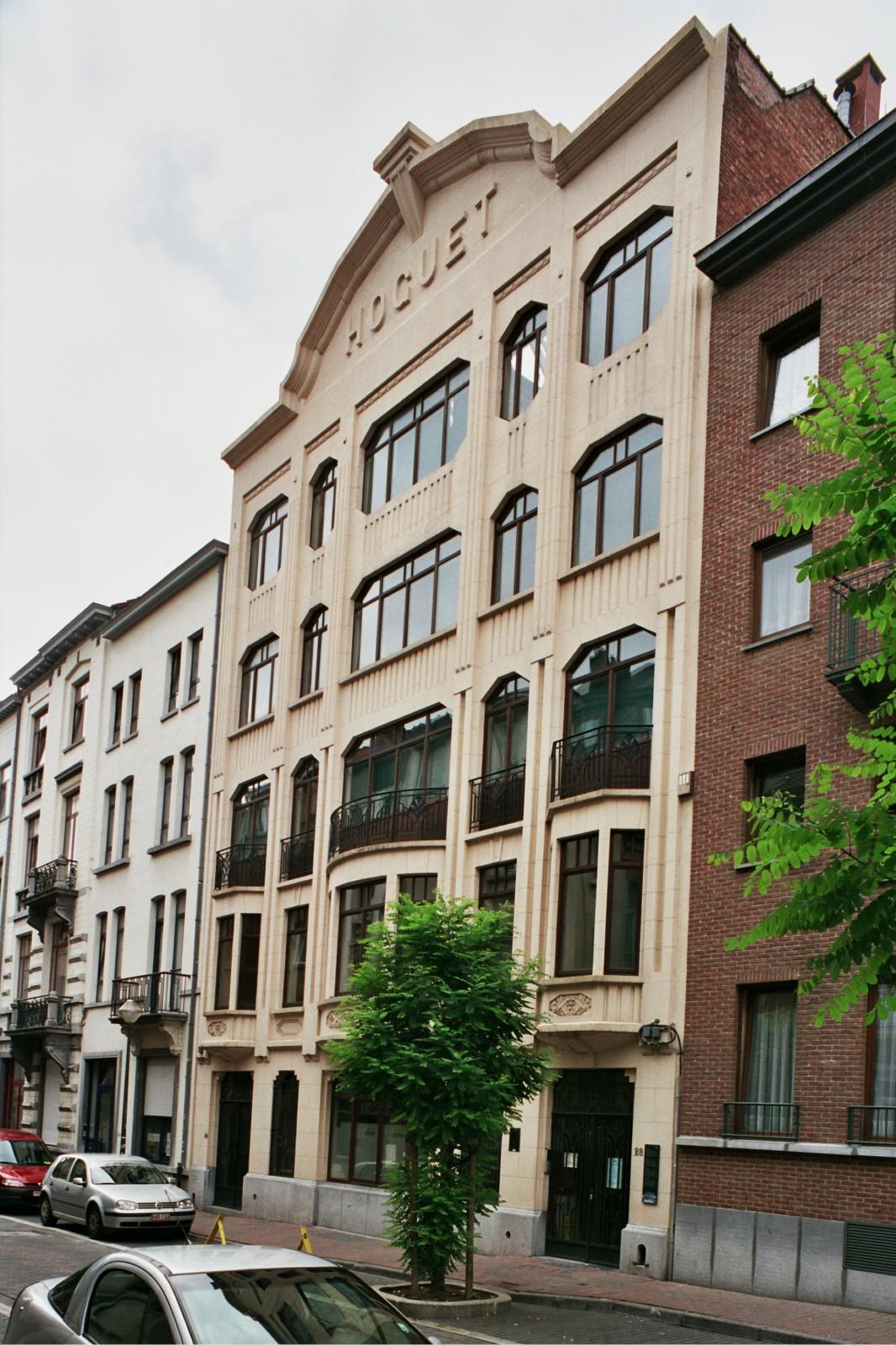 Anc. Maison Hoguet, actuelle Maison du Livre., 2004