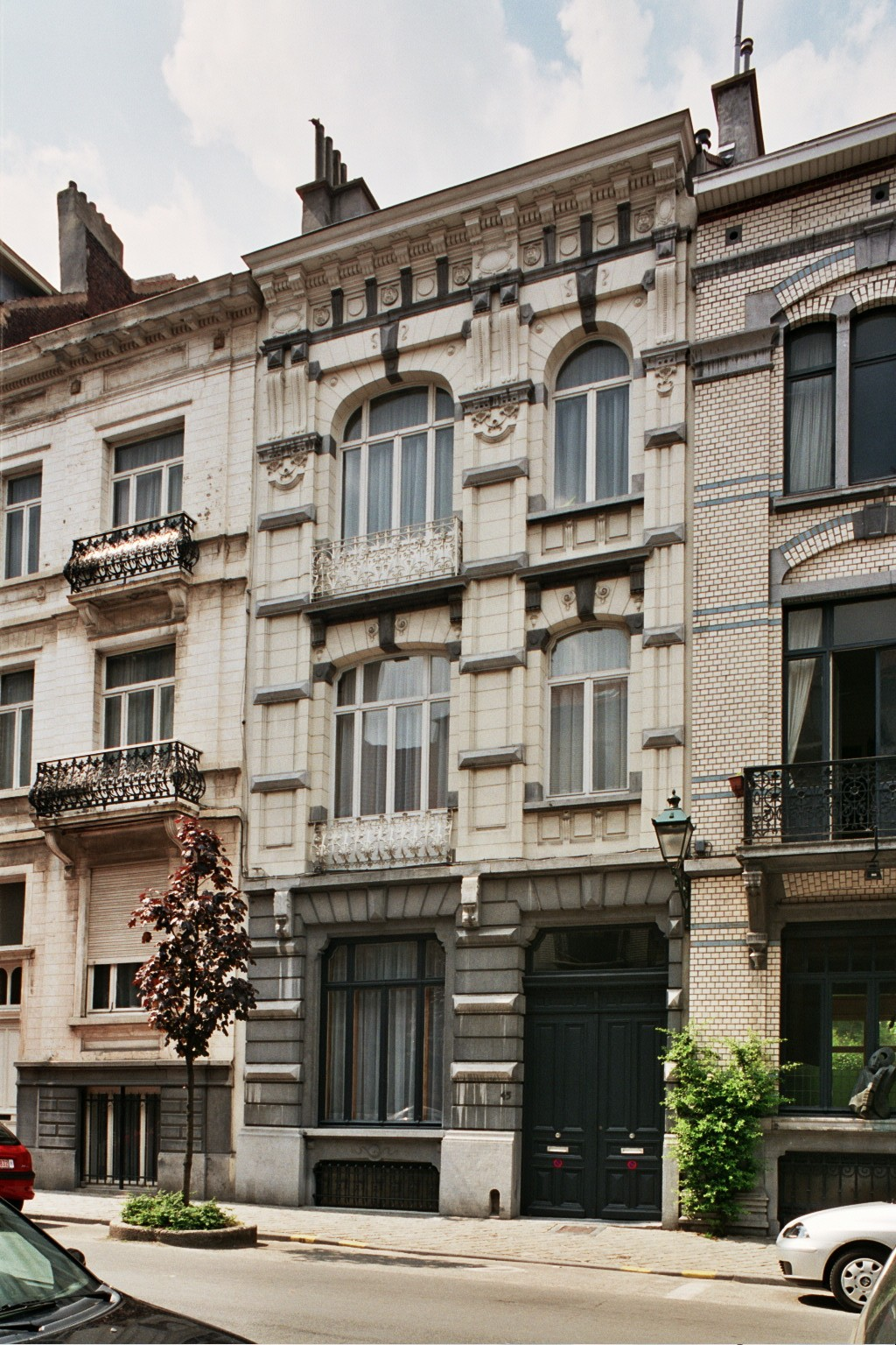 Rue de Roumanie 45., 2004