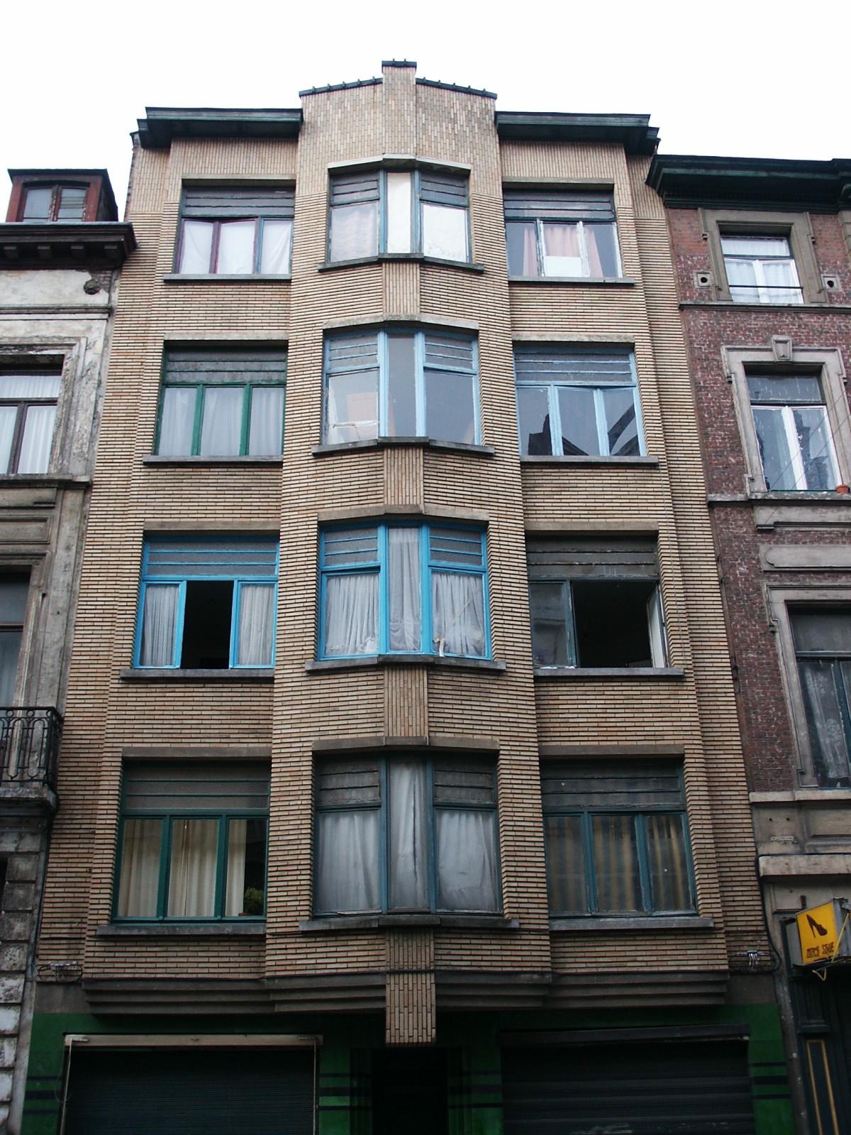 Rue de Russie 9c-9d., 1997