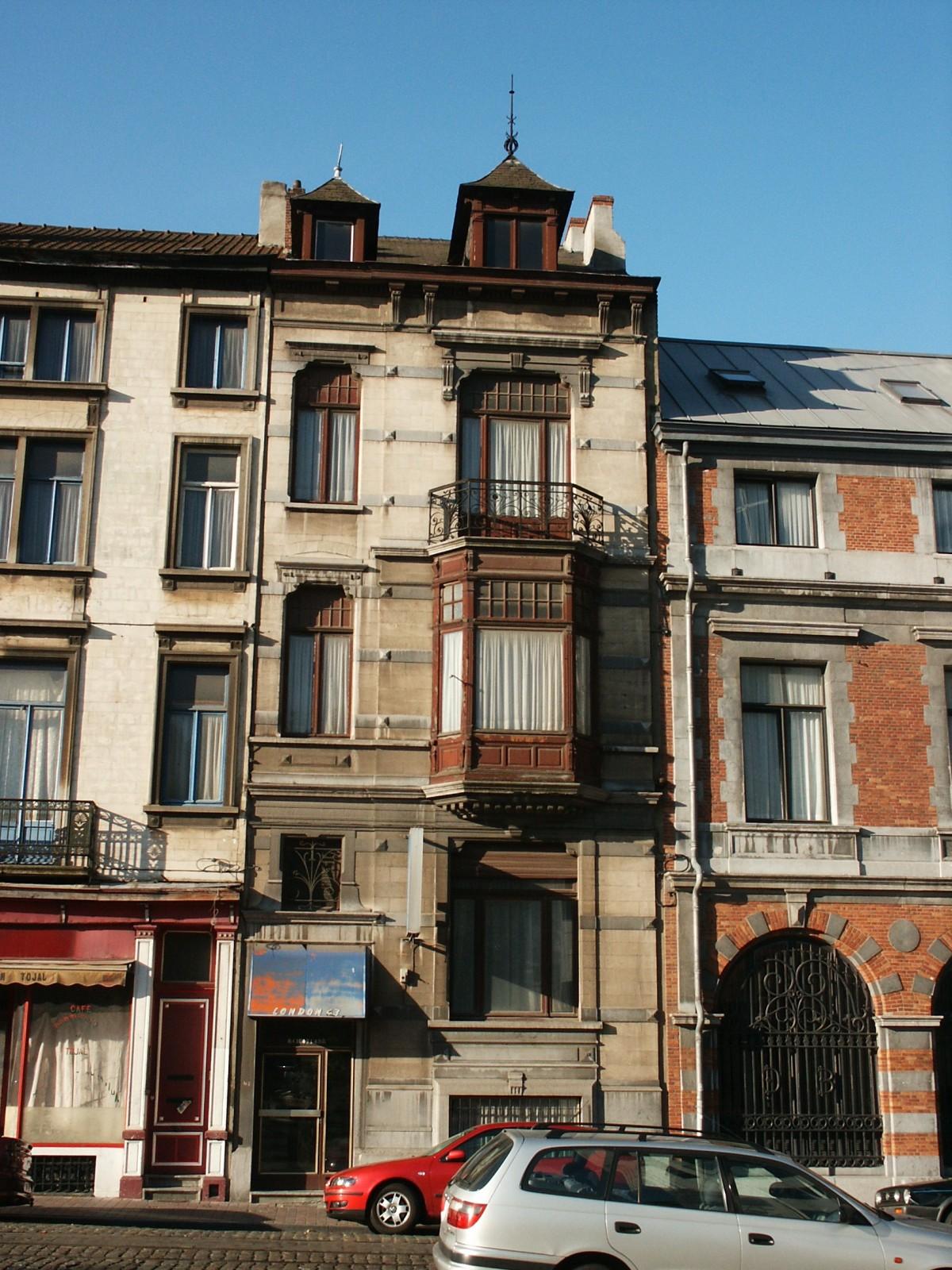 Rue de Russie 43., 2004