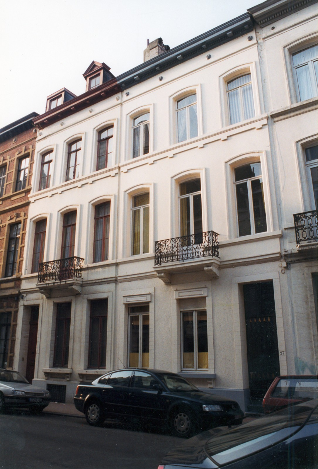 Rue Saint-Bernard 59, 57., 1999
