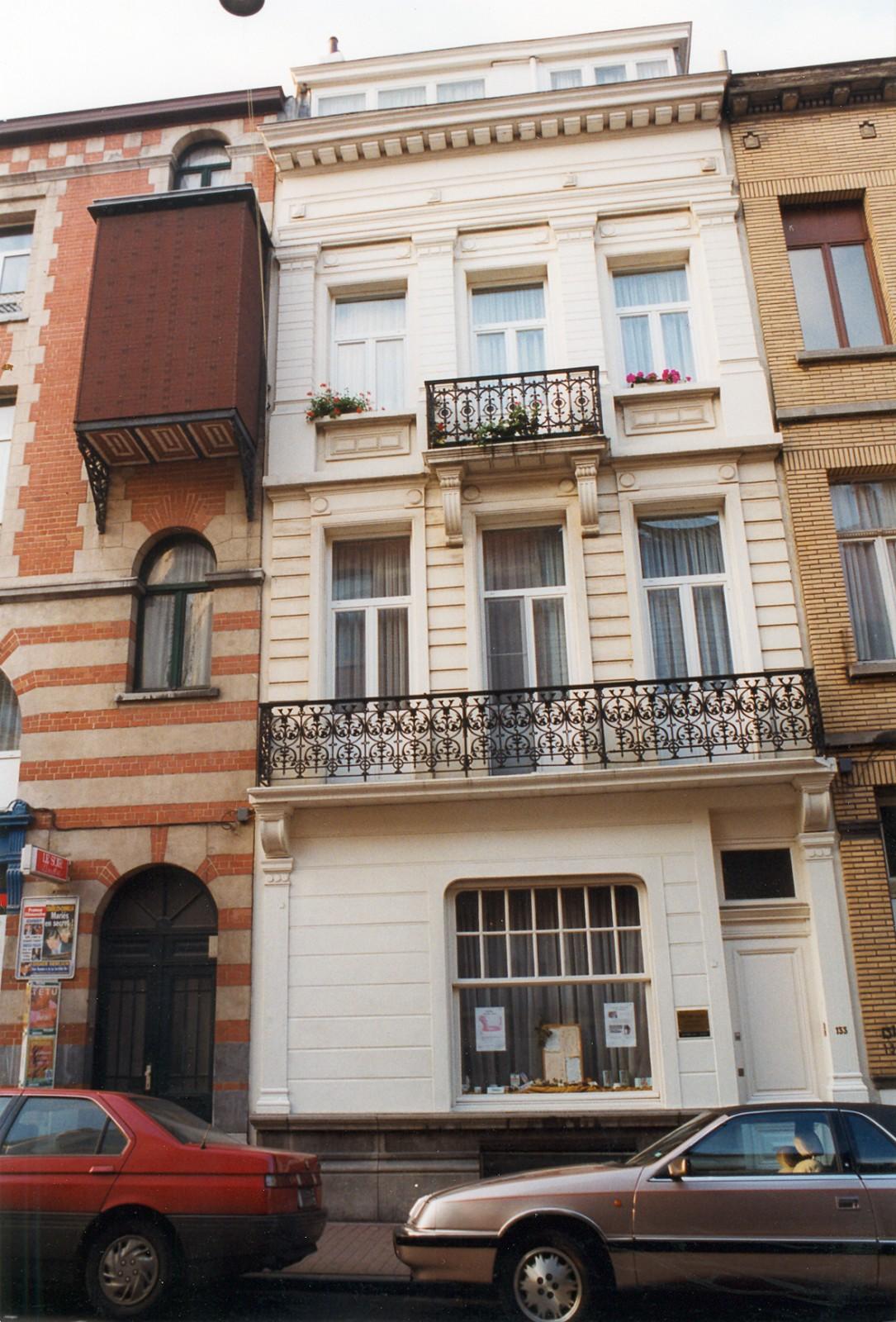 Rue Saint-Bernard 133., 1999