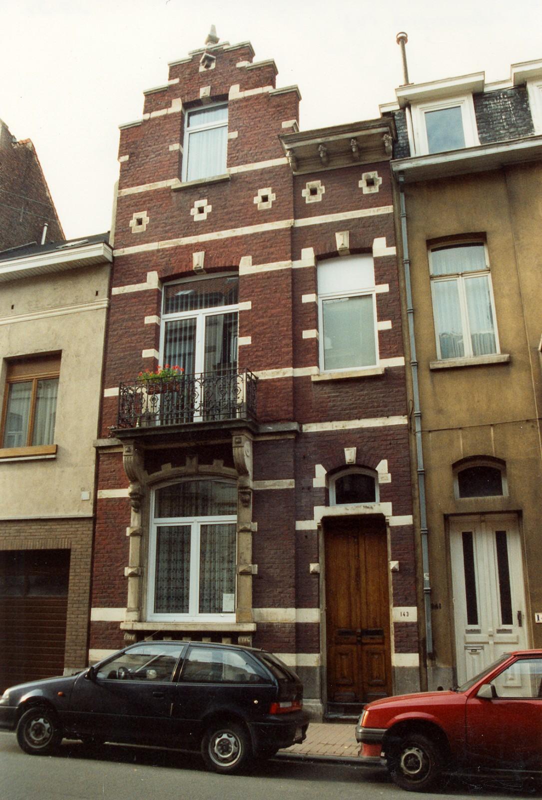 Rue Saint-Bernard 143., 1994