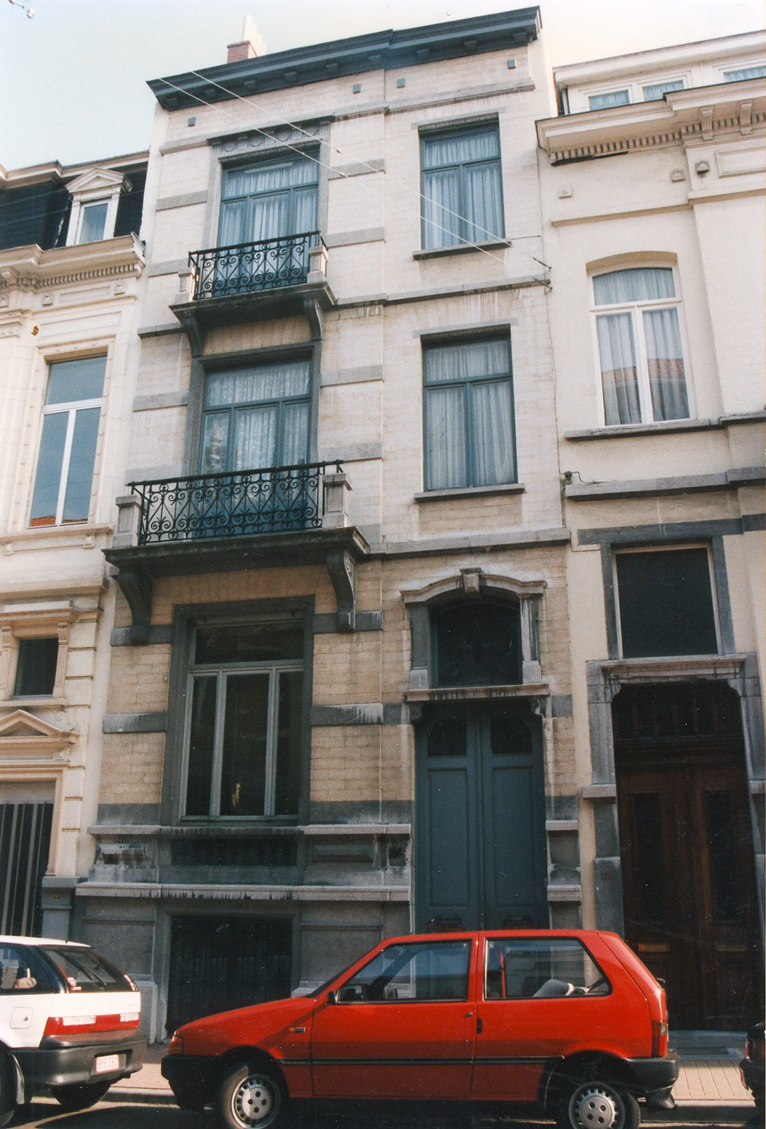 Rue Saint-Bernard 146., 1995