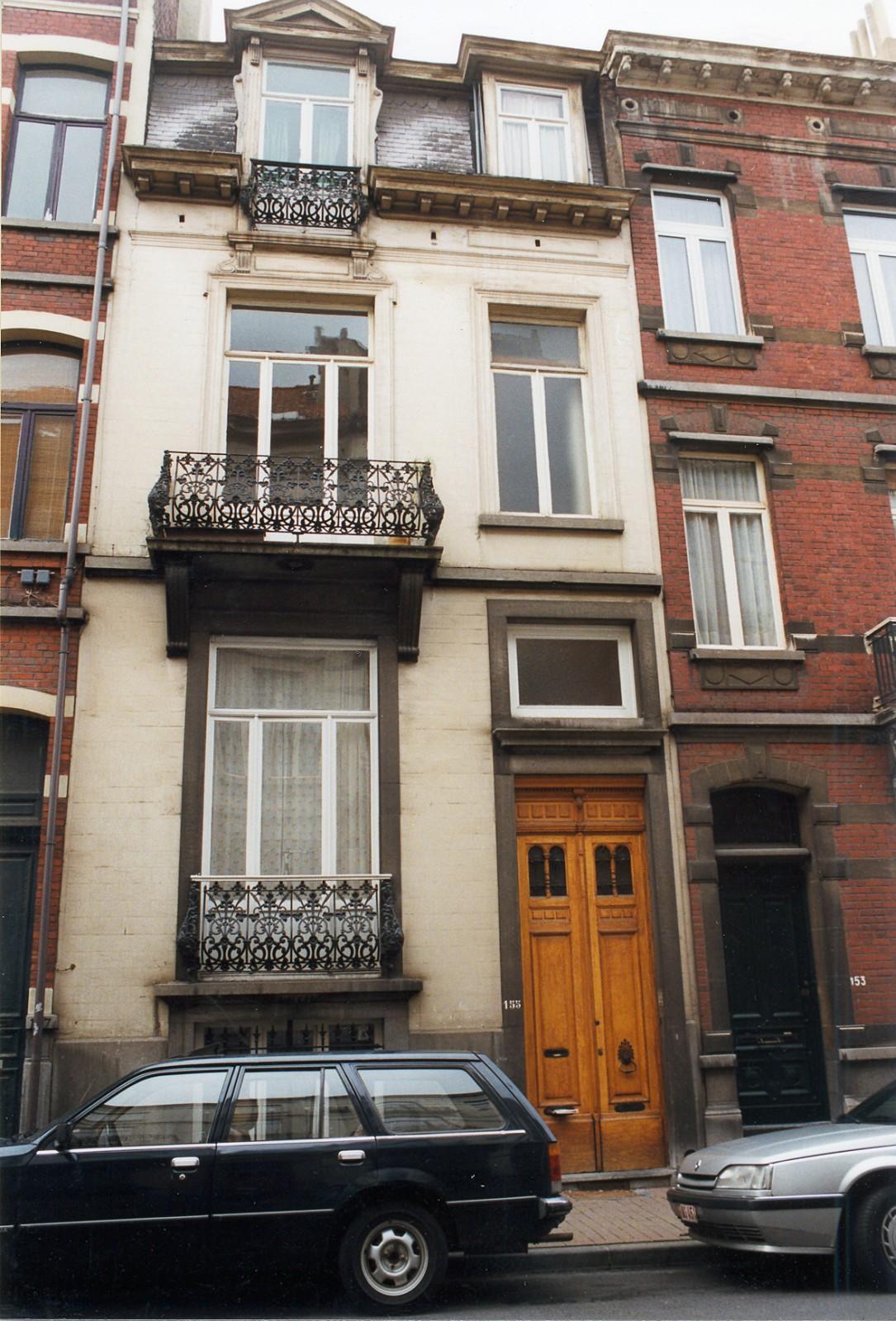 Rue Saint-Bernard 155., 1998