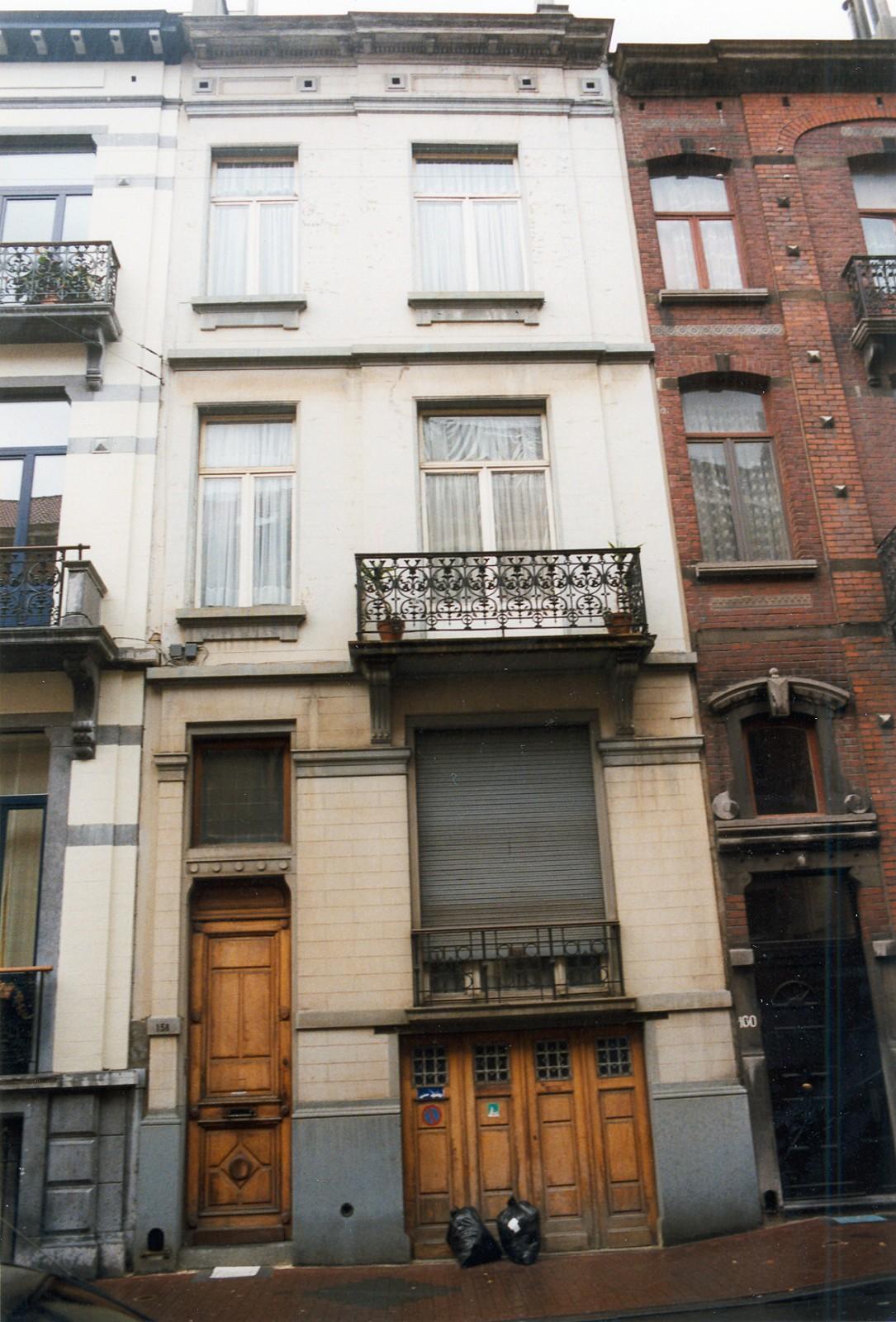 Rue Saint-Bernard 158., 1998