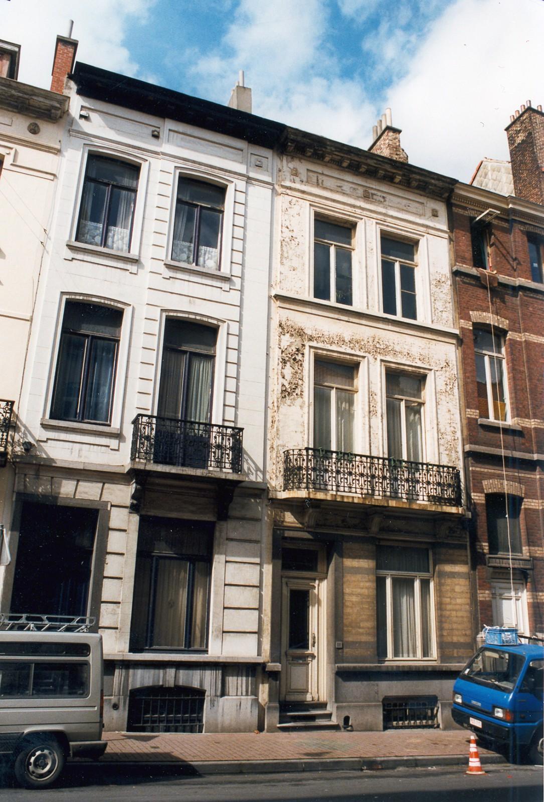 Rue Saint-Bernard 193, 191., 1998