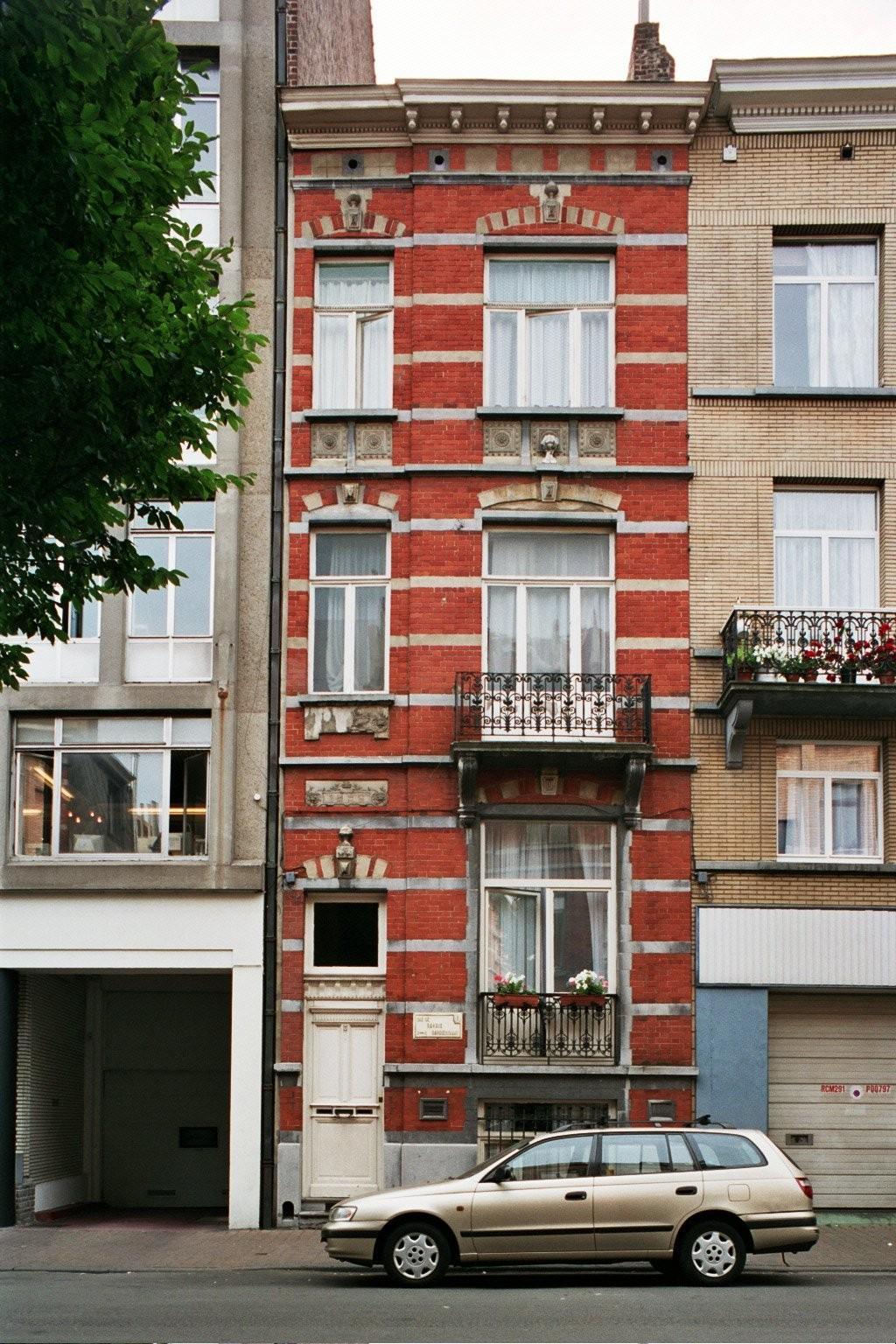 Rue de Savoie 6., 2004