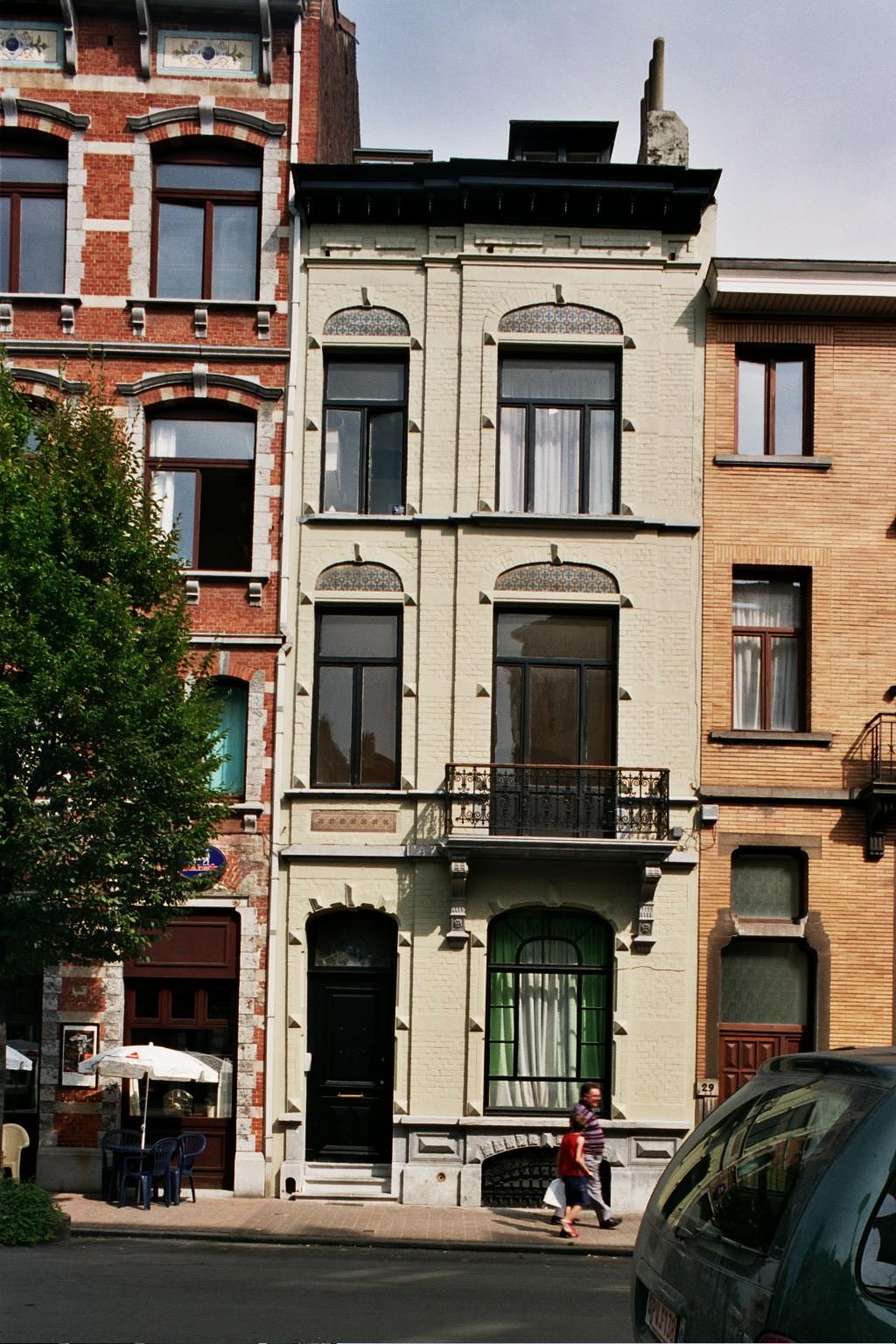 Rue de Savoie 31., 2004