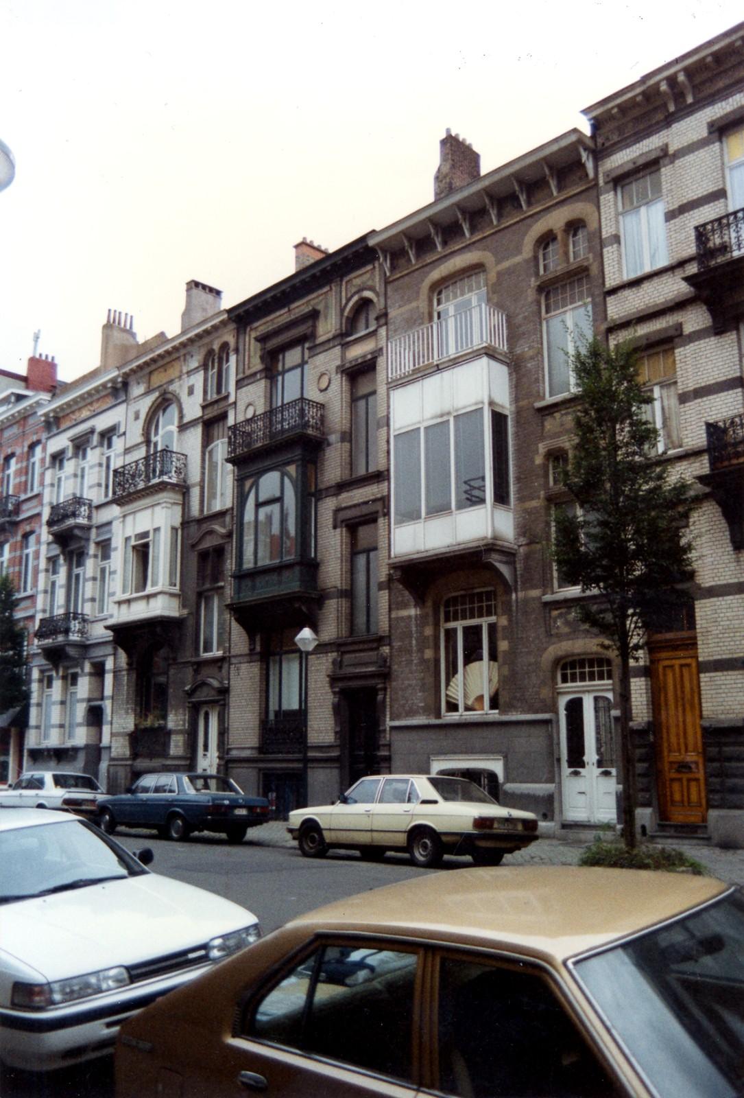 Rue de Savoie 38, 40 et 42., 2004