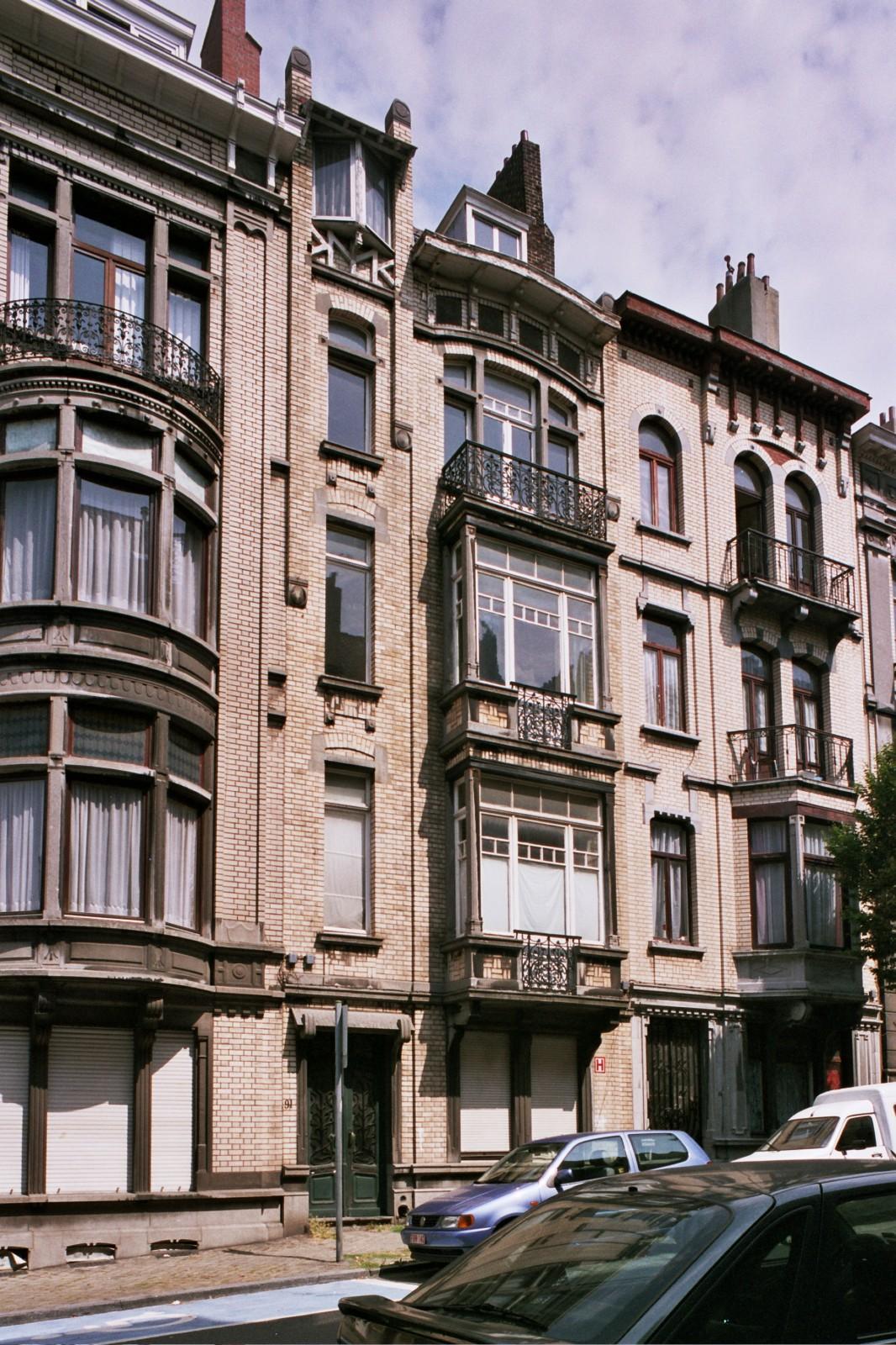 Rue de Savoie 91., 2004