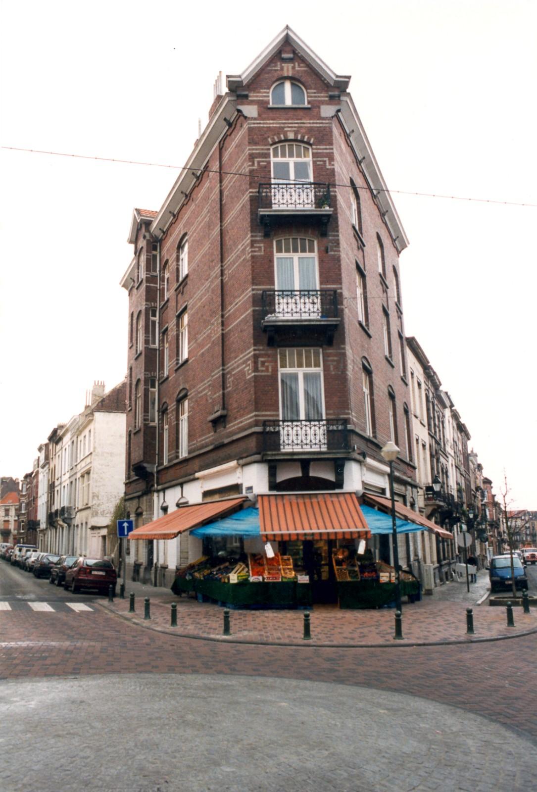 Rue de Serbie 2 et rue Fernand Bernier 63., s.d.