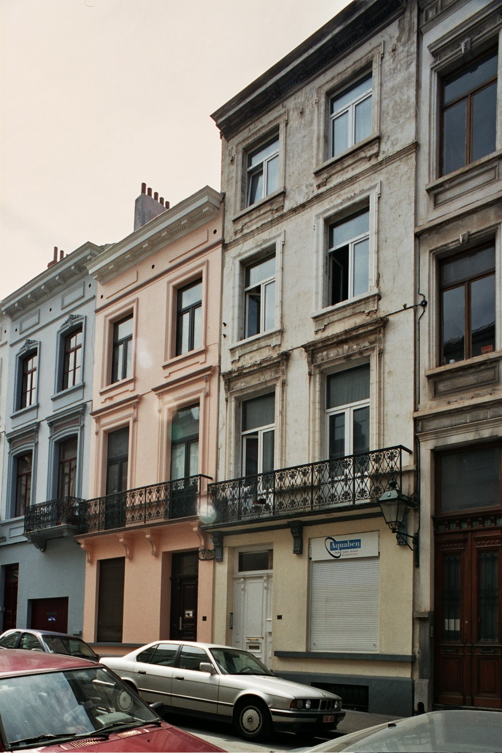 Rue de la Source 27 et 25., 2004