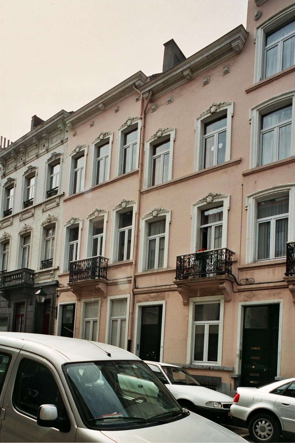 Rue de la Source 47 et 45., 2004