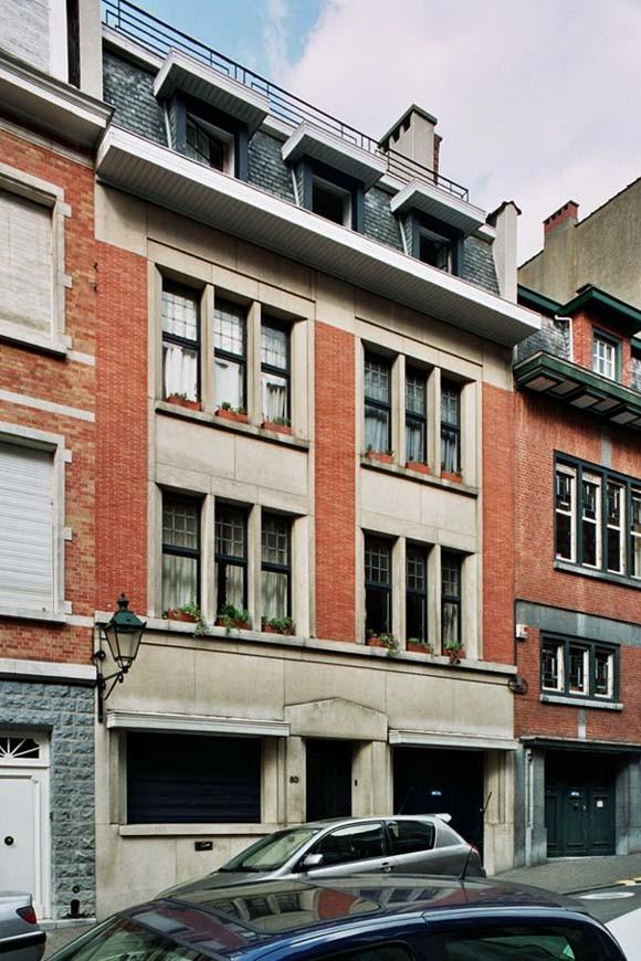 Rue de la Source 80., 2004