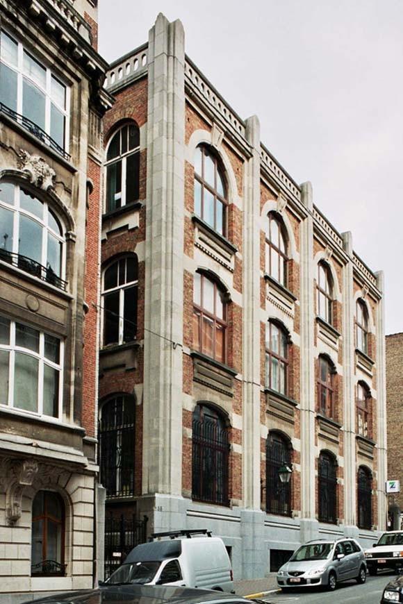 Rue de la Source 86-86A., 2004