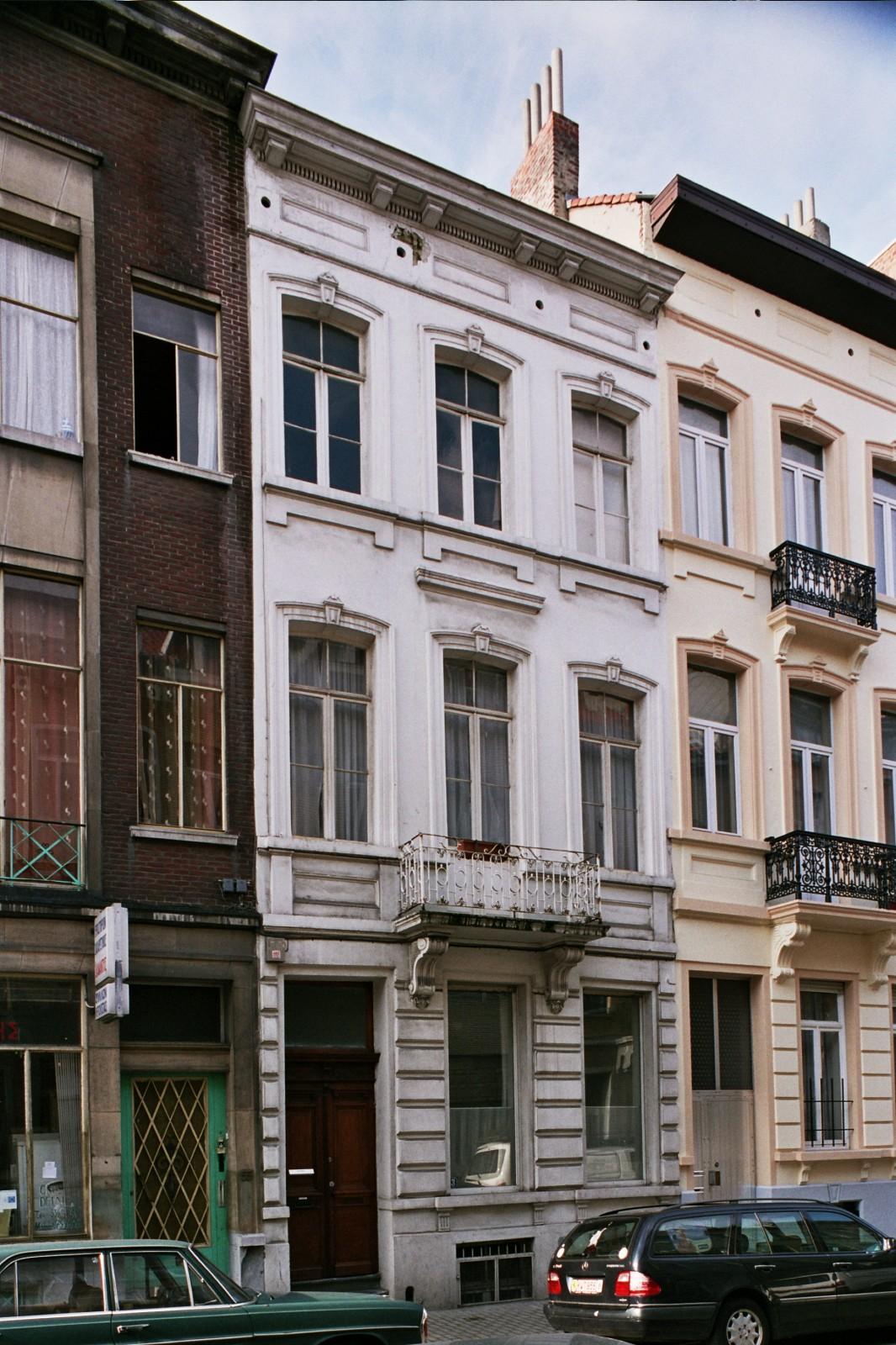 Zwedenstraat 53., 2004