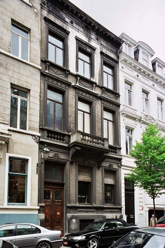 Rue de Suisse 25., 2004