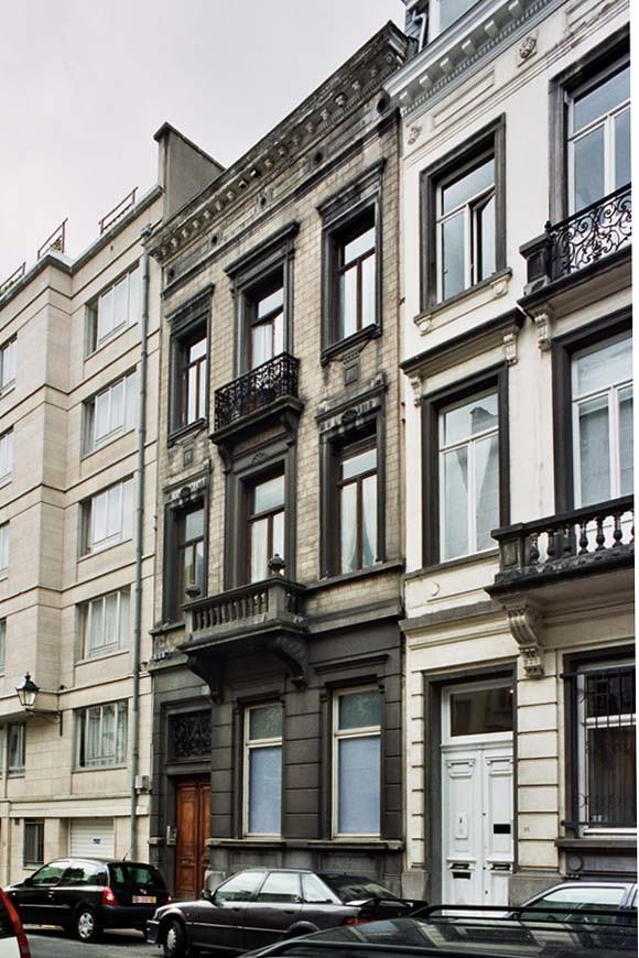Rue de Suisse 37., 2004