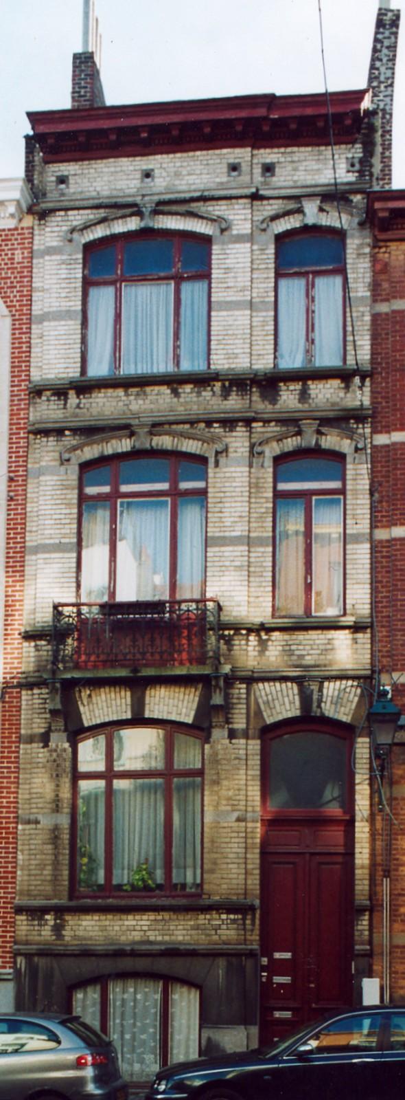 Rue de Tamines 28., 2003