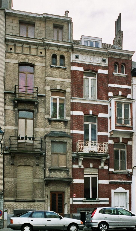 Rue Tasson-Snel 17, 15., 2004