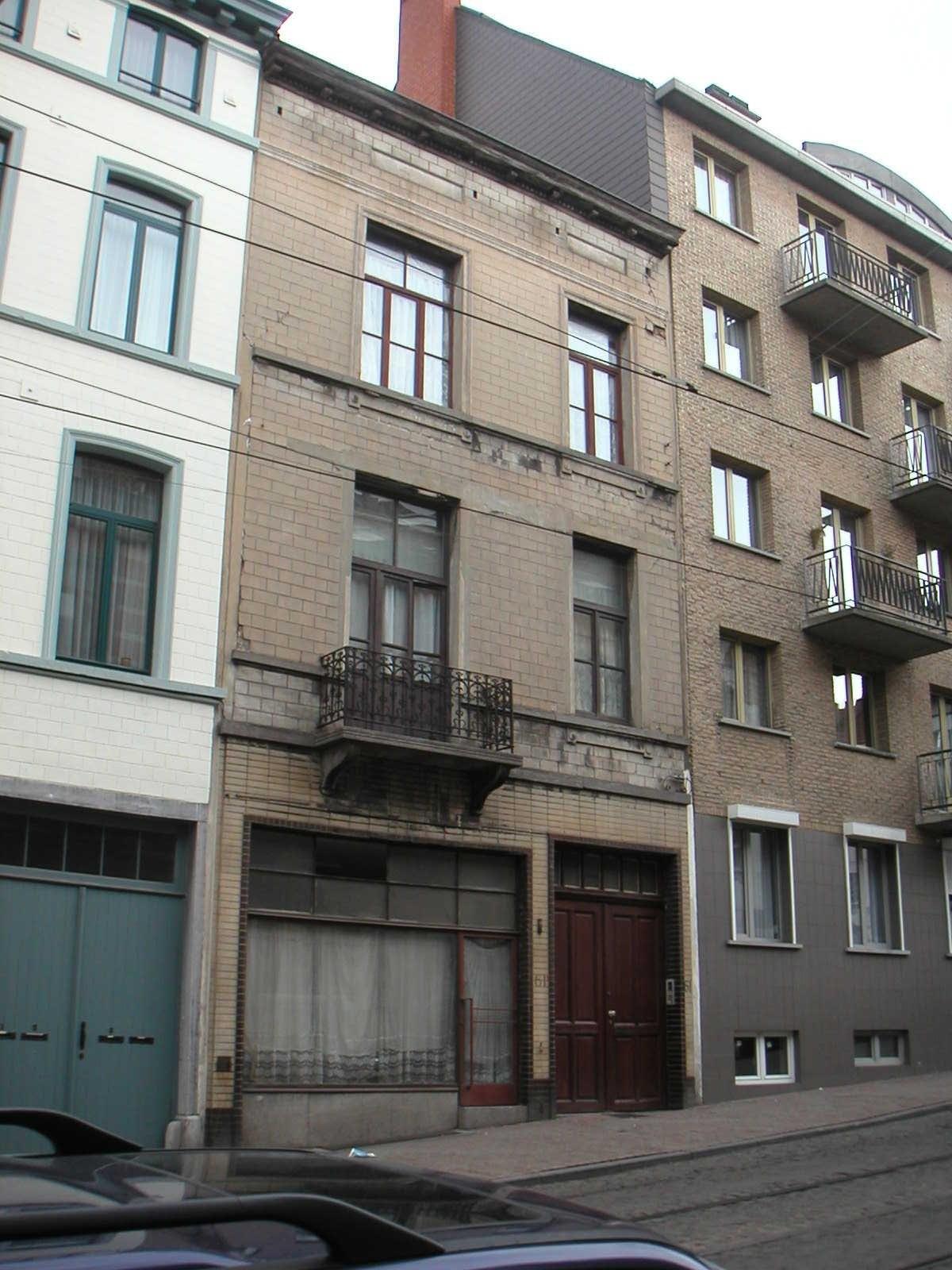 Théodore Verhaegenstraat 61-61a., 2003