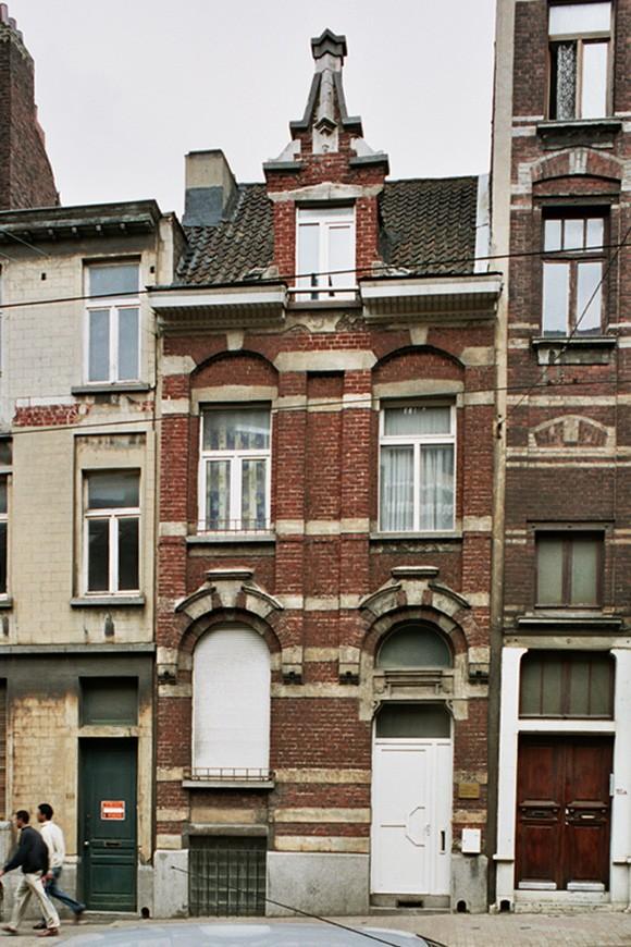 Théodore Verhaegenstraat 157., 2004