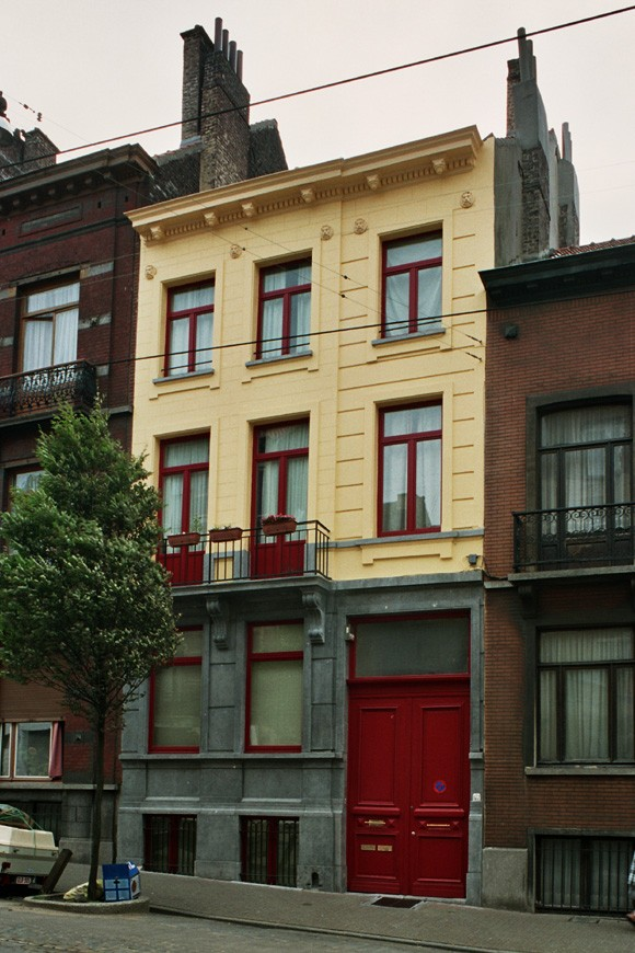 Rue Théodore Verhaegen 172., 2004