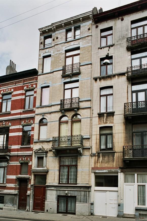 Rue Théodore Verhaegen 173., 2004
