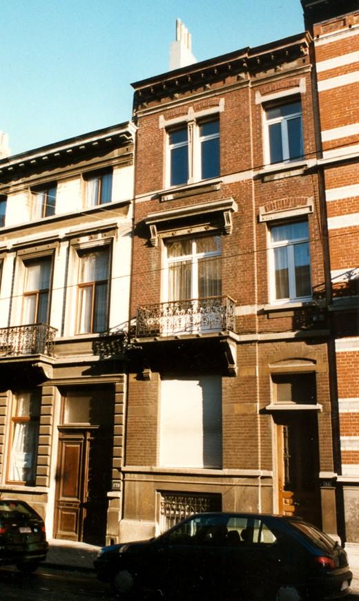 Rue Théodore Verhaegen 177., 1997