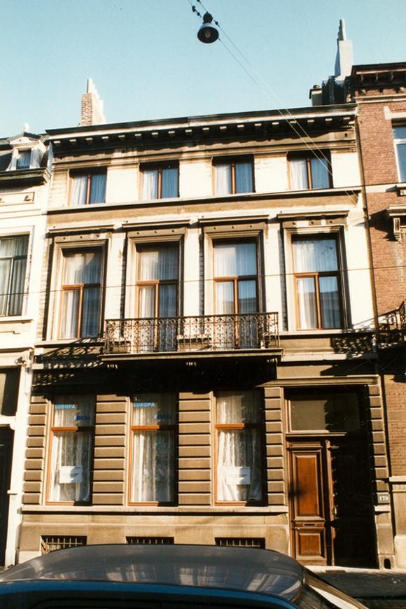 Théodore Verhaegenstraat 179., 1997