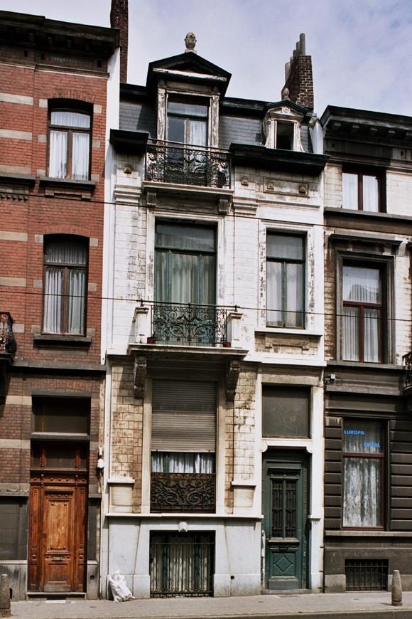 Rue Théodore Verhaegen 181., 2004