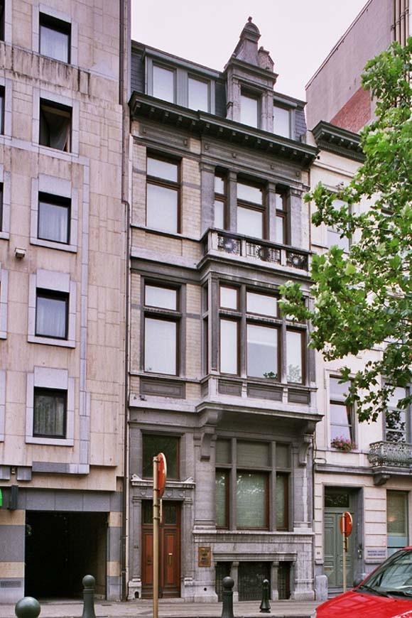 Avenue de la Toison d'Or 64., 2004