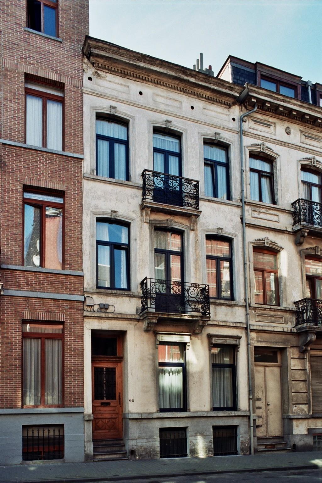 Rue Vanderschrick 92., 2004